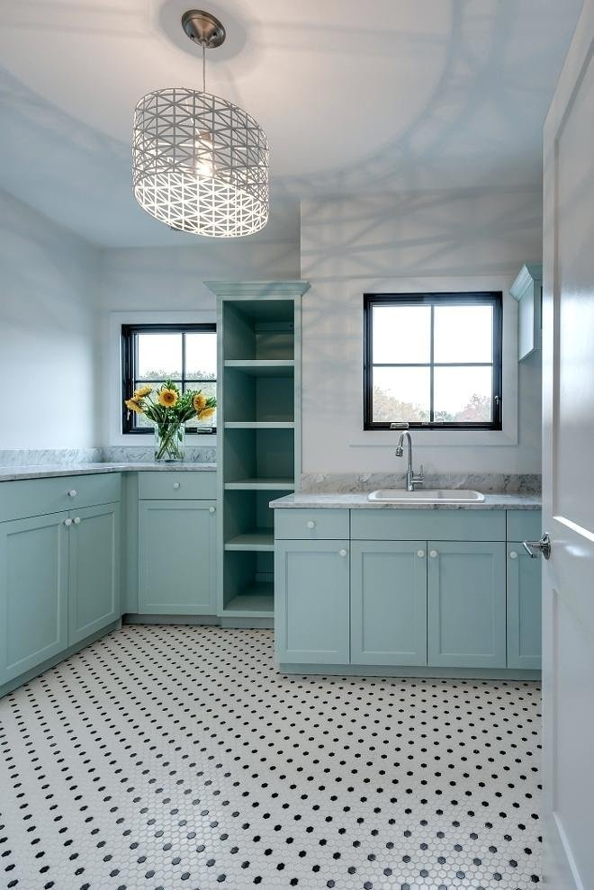 Sherwin Williams Tidewater Laundry Room