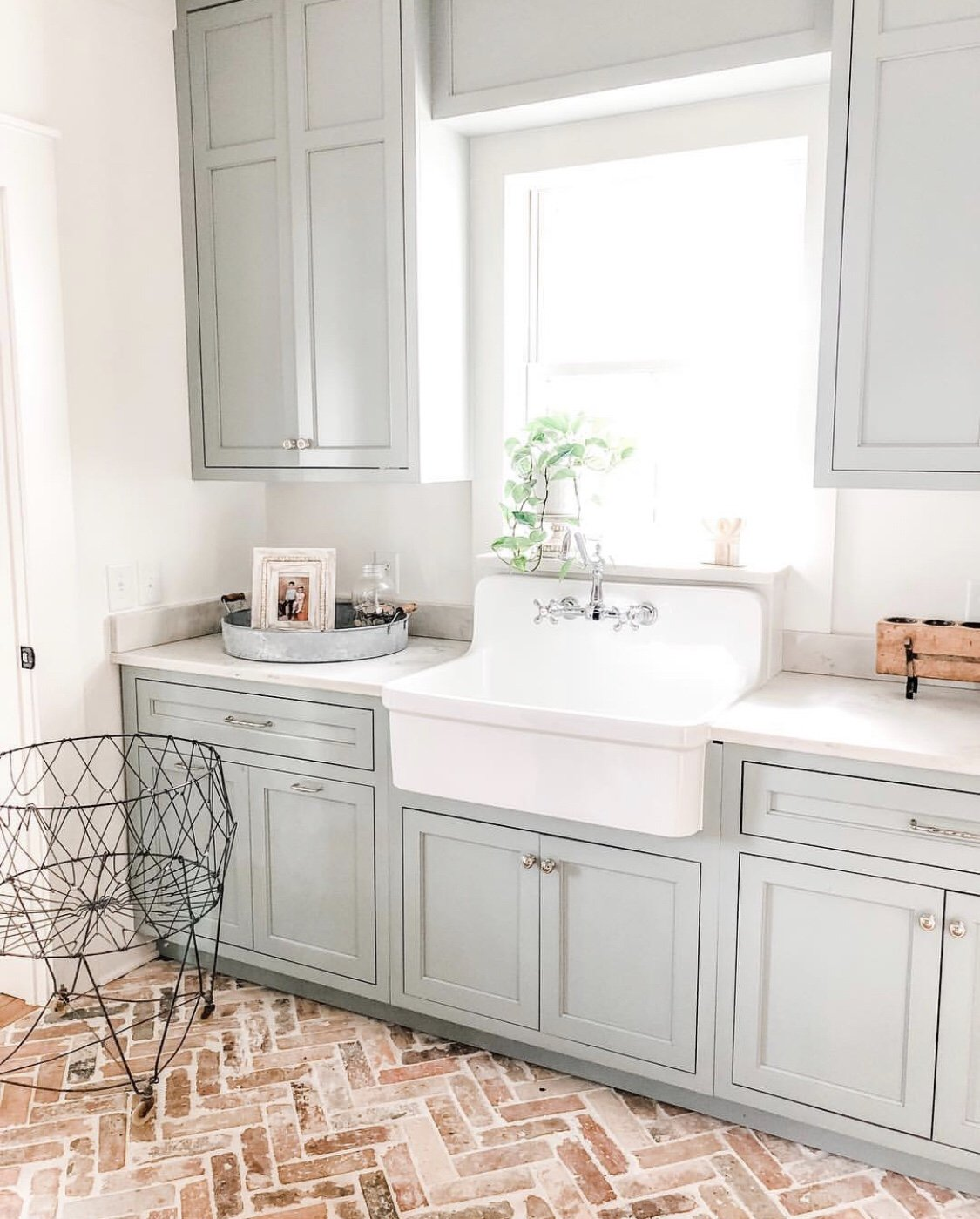 All About The Blues My Top Blue Choices For Laundry Rooms Jettset Farmhouse